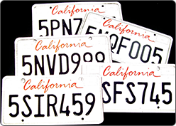 car registration service